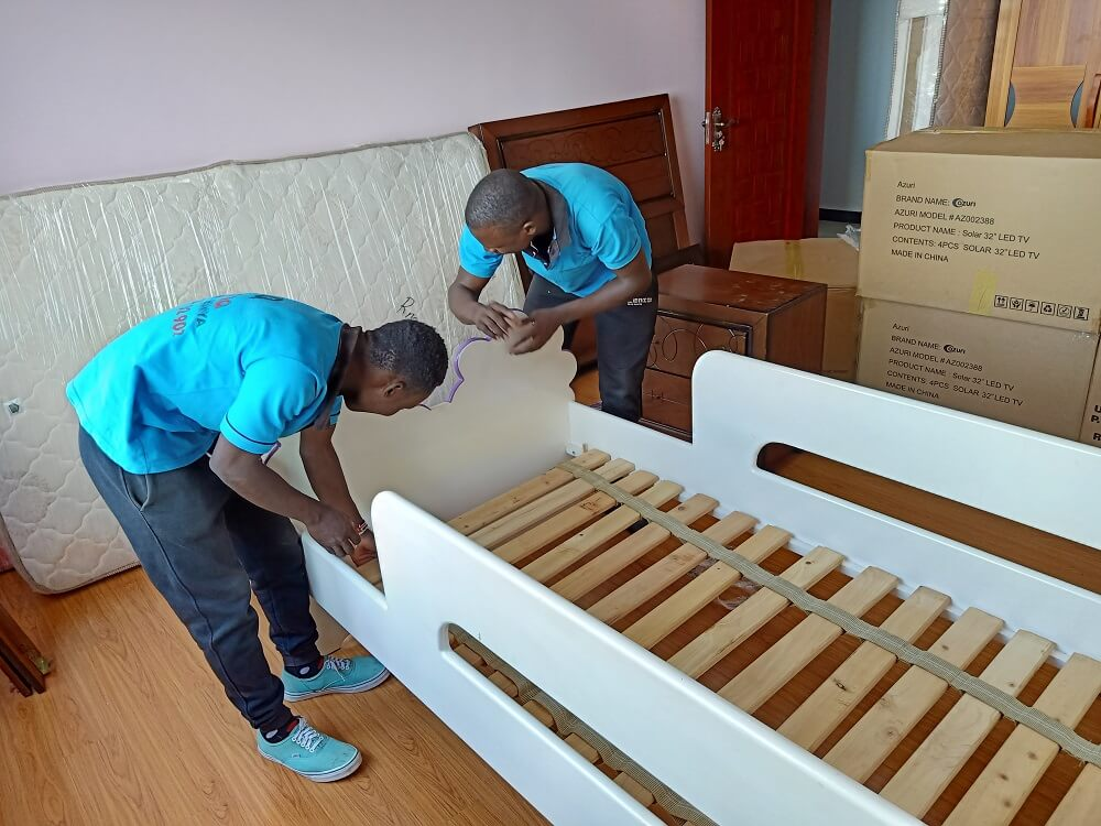 Home Moving services in Nairobi Kenya
